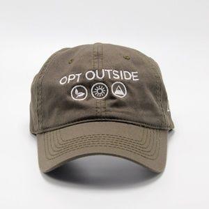 Accessories - OPT OUTSIDE DAD HAT ADVENTURE WOMEN'S CAP